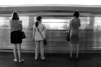 Subway in Kyiv - image gratuit #183381