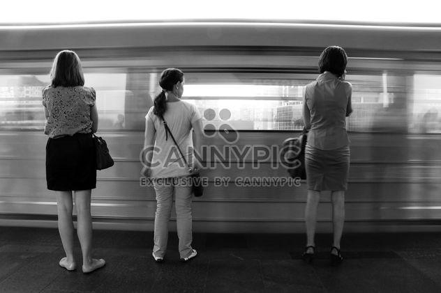 U-Bahn in Kiew - Free image #183381