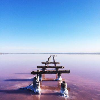 Kuyalnik Estuary - image #183621 gratis