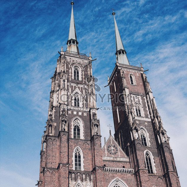 Wroclaw architecture - Free image #184511