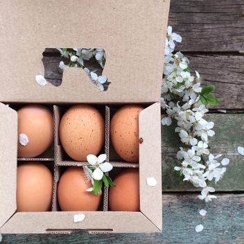 Hen Eggs - image gratuit(e) #184541