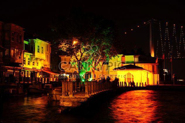Istanbul at night - Free image #185761