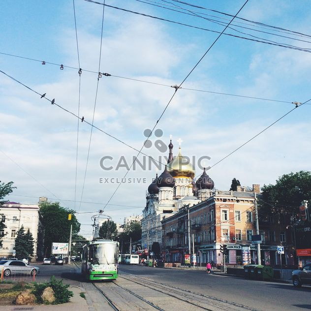 Odessa streets - Free image #186001