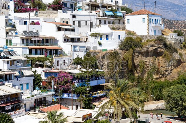Architecture sur l'île de Crète - image gratuit #186251