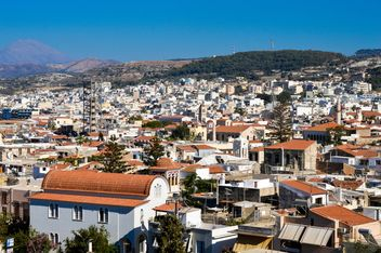 View of Greek architecture - image #186261 gratis