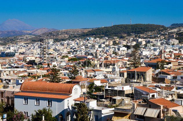 Ansicht der griechischen Architektur - Kostenloses image #186261