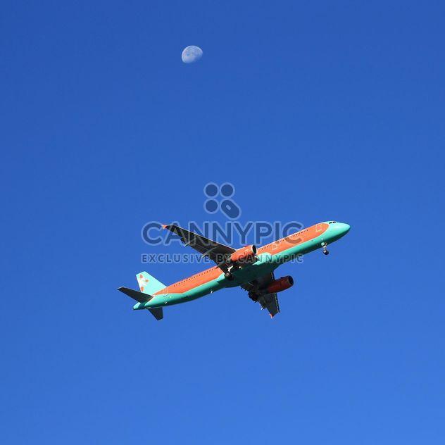 Avião no fundo do céu - Free image #186651