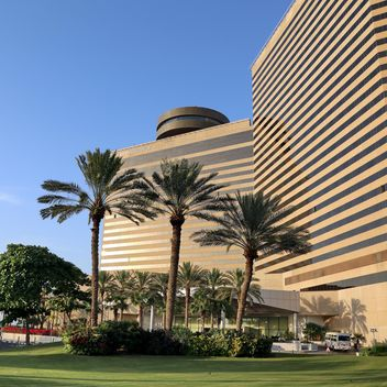 Grand Hyatt Hotel in Dubai - image #186681 gratis