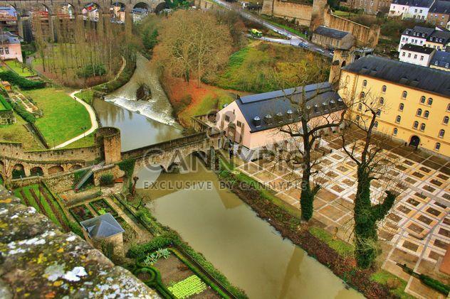 Панорамный вид из Люксембурга - Free image #186801