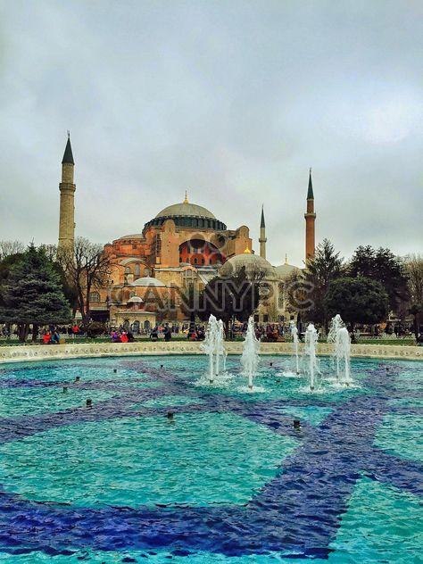 Mosquée Sainte-Sophie, Istanbul - image gratuit #186811