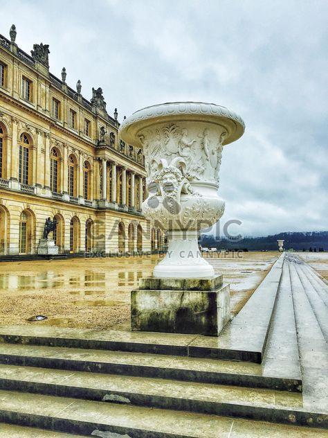Vase dans le jardin de Versailles - Free image #186831