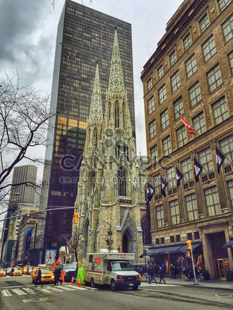 Catedral do St Patrick em New York City - Free image #186841