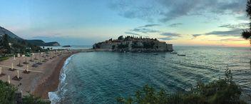 Saint Stephan Island, Montenegro - image gratuit(e) #186881