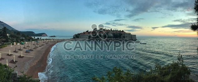 Saint Stephan isla, Montenegro - image #186881 gratis