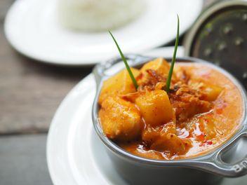 Mussamun Kai curry - бесплатный image #187051