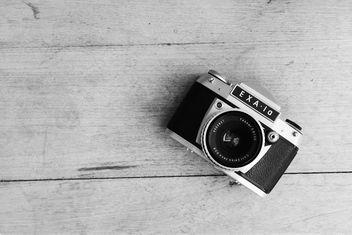 Vintage camera Exa - Free image #187101