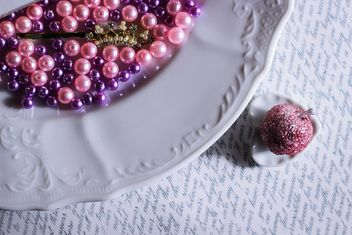 still life with beads - Free image #187291