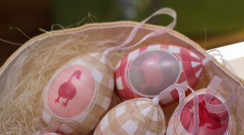 Easter eggs - image gratuit #187421