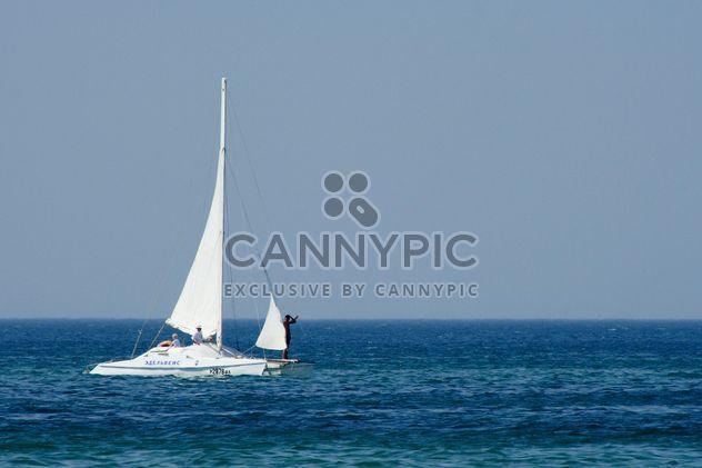 Парусник в море - Free image #187751