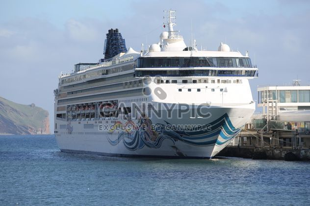 Norwegian Cruise Ship - Free image #187851
