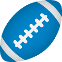 Rugby Ball - icon gratuit #189111