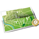 Map - icon #189231 gratis