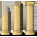 columnas - icon #189241 gratis