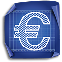 Euro - icon gratuit #189311