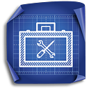 Tool Box - icon gratuit #189341
