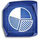 Pie Chart - icon gratuit #189351