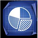 graphique à secteurs - icon gratuit #189351