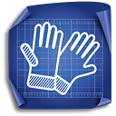 Working Gloves - icon gratuit #189441