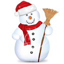 Snowman - icon #189701 gratis