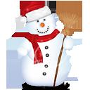 Snowman - бесплатный icon #189701