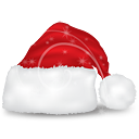 Santa Hat - icon gratuit #189711