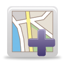 Map Add - icon gratuit #189771