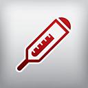 физическое обследование - бесплатный icon #190211