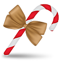 Candy Cane - icon gratuit #190241
