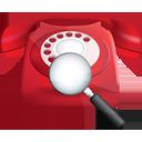 Поиск телефона - бесплатный icon #190281