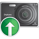 Photo Camera Up - icon #190371 gratis