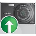 Photo Camera Up - Free icon #190371