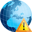World Warning - icon #190621 gratis