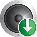 Sound Down - icon gratuit #190781