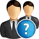 Business Users Help - Free icon #190841