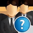 ajuda os usuários de negócios - Free icon #190841