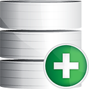 Database Add - Free icon #190881