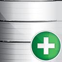 Добавление базы данных - бесплатный icon #190881