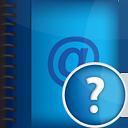 Адресная книга помощь - бесплатный icon #190981