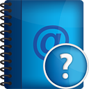 Address Book Help - Free icon #190981