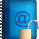 Address Book Unlock - icon gratuit #190991